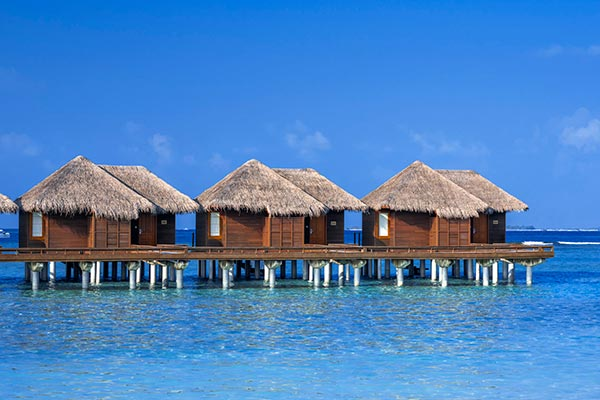 Three items to pack for your over-water villa in the Maldives!