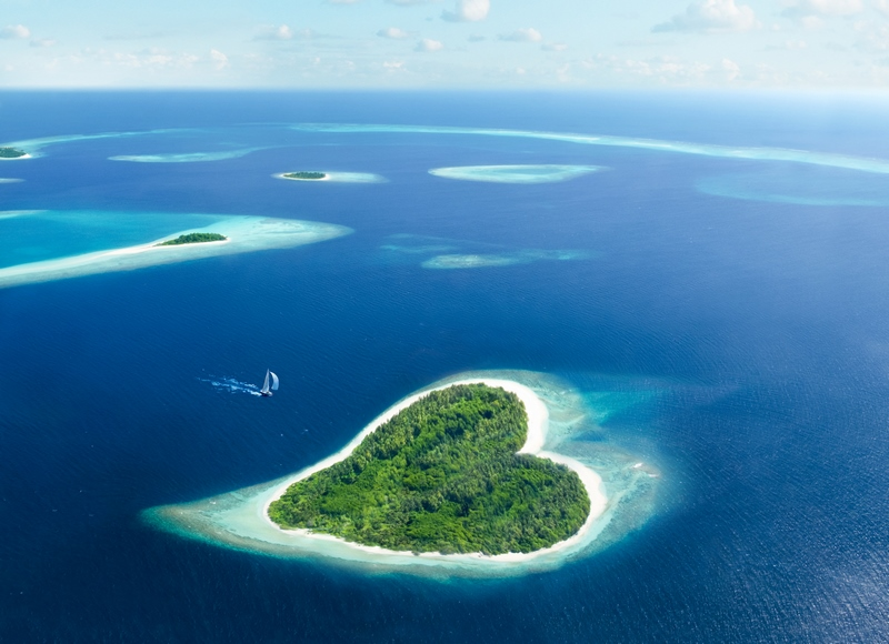 Be Newlyweds in the Maldives!